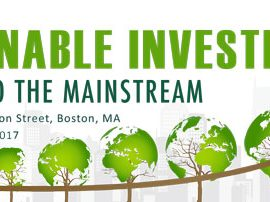 2017 Sustainable Investing Seminar