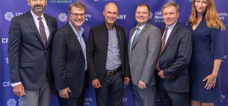 Introducing our 2019 Sustainable Investing conference at CFA NY Climate Week Asset Owners Seminar