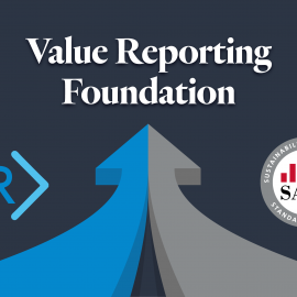 The Value Reporting Foundation as a First Step to Future Corporate Disclosure – Join us on October 21st